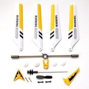 Full Set Replacement Parts for Syma S107