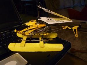 Syma-S107-Water-Landing-Mod