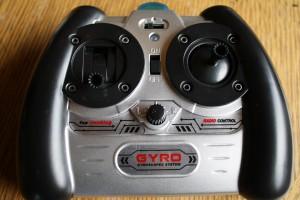 Syma S107-genuine-remote
