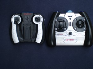 Syma-S800G-Remote-Comparison-To-Syma-S107G