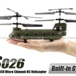 Chinook RC Helicopter Review