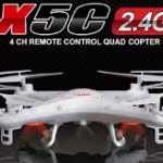 Syma X5C 2.4G 4CH RC Quadcopter With HD Camera