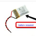 Syma S107 Battery Problem