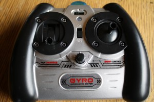 Syma S107-genuine-remote
