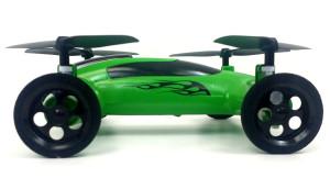 x9-flycar-green